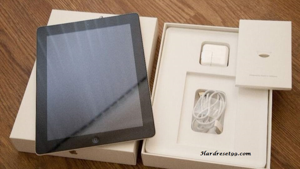 Apple iPad 2 3G 32 GB Hard Reset, Factory Reset & Password Recovery