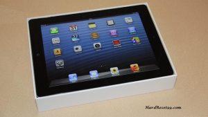 Apple iPad 3 WiFi Hard Reset, Factory Reset & Password Recovery
