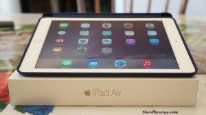 Apple iPad Air 2 WiFi Hard Reset, Factory Reset & Password Recovery