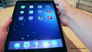 Apple iPad Air 32GB Hard Reset, Factory Reset & Password Recovery