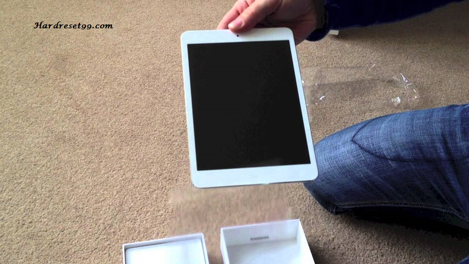 Apple iPad mini 16 GB Hard Reset, Factory Reset & Password Recovery