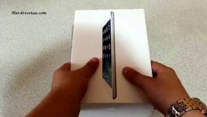 Apple iPad mini 2 128GB Hard Reset, Factory Reset & Password Recovery