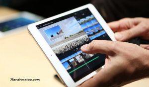 Apple iPad mini 2 32GB Hard Reset, Factory Reset & Password Recovery