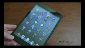Apple iPad mini Wi-Fi 16 GB Hard Reset, Factory Reset & Password Recovery