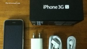 Apple iPhone 3G 16GB Hard Reset, Factory Reset & Password Recovery