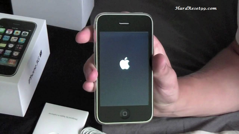 Apple iPhone 3G S 32GB Hard Reset, Factory Reset & Password Recovery