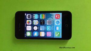 Apple iPhone 4 16GB Hard Reset, Factory Reset & Password Recovery