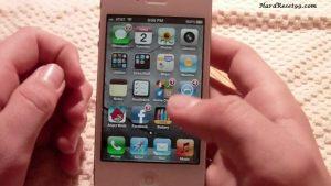 Apple iPhone 4 8GB Hard Reset, Factory Reset & Password Recovery