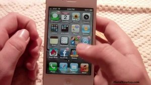 Apple iPhone 4S 8GB Hard Reset, Factory Reset & Password Recovery