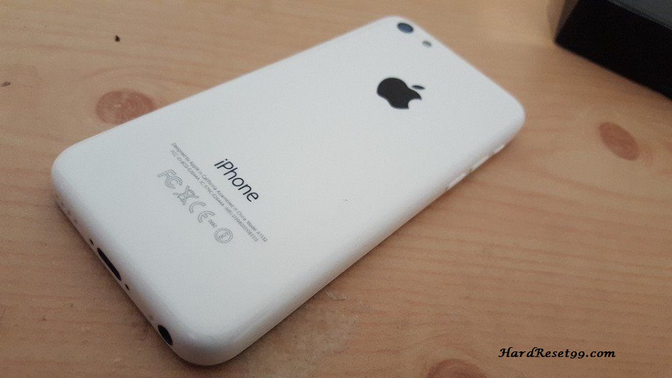 Apple iPhone 5c 16GB Hard Reset, Factory Reset & Password Recovery