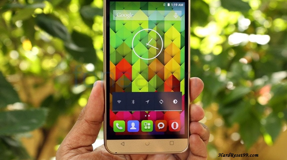 Intex Aqua Turbo 4G Hard reset, Factory Reset and Password Recovery