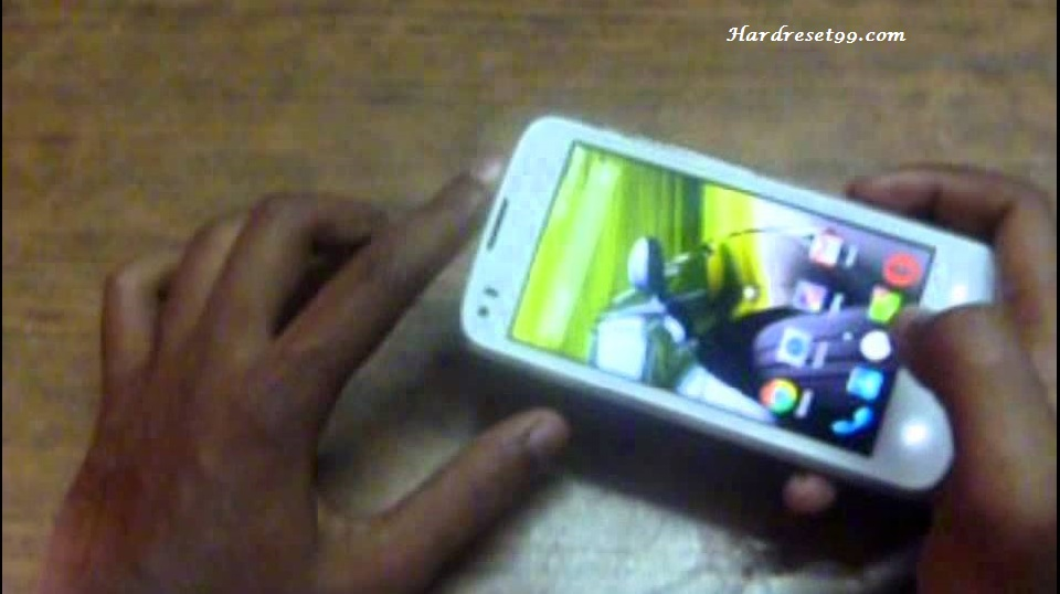 Intex Cloud Pace Hard reset, Factory Reset and Password Recovery