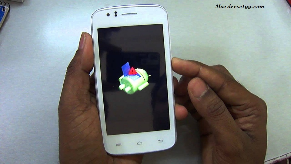Intex Cloud Q5 Hard reset, Factory Reset and Password Recovery