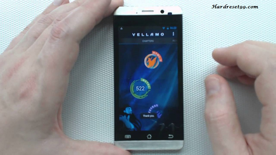 Jiayu G3C Hard reset, Factory Reset and Password Recovery