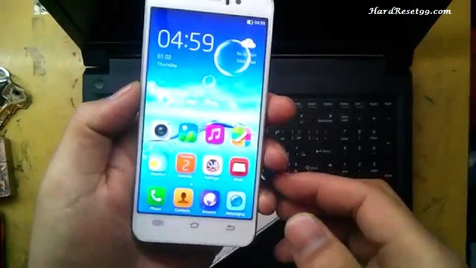 Jiayu G4C Hard reset, Factory Reset and Password Recovery