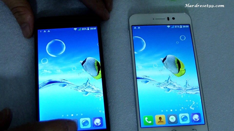Jiayu G4S Hard reset, Factory Reset and Password Recovery