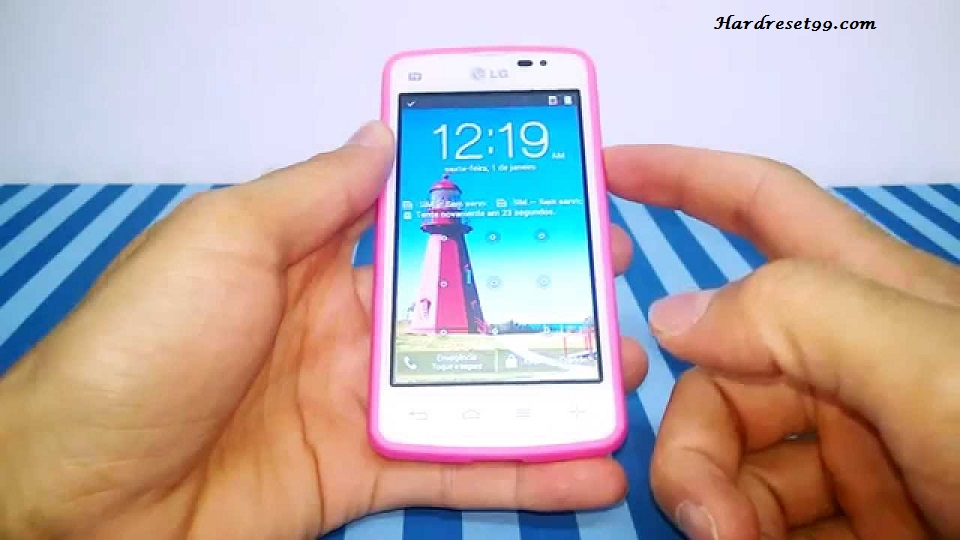 LG L50 Sporty Dual TV Hard reset, Factory Reset and Password Recovery