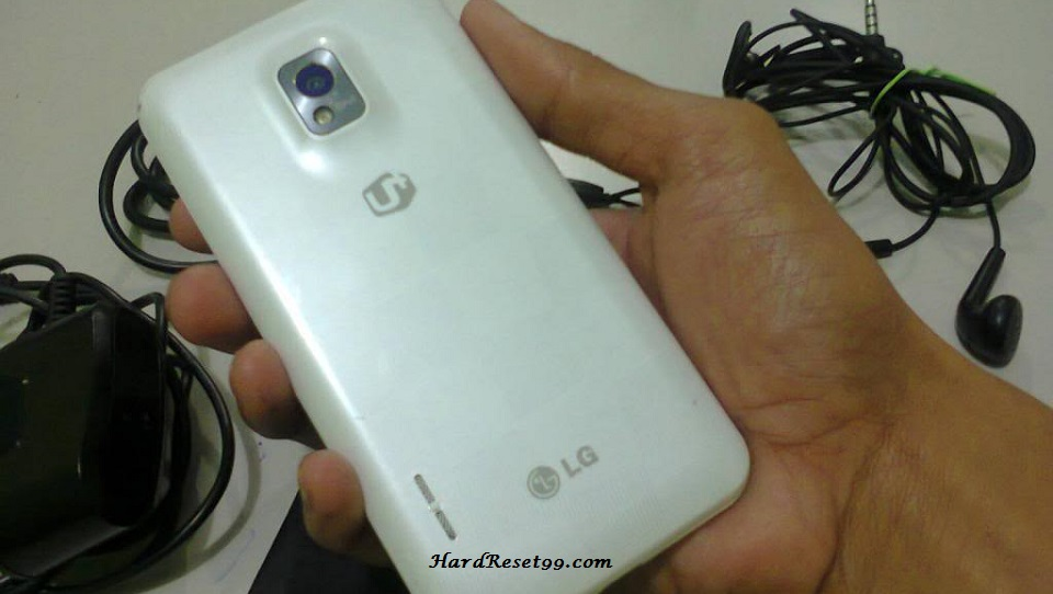 LG LU6800 Hard reset, Factory Reset and Password Recovery