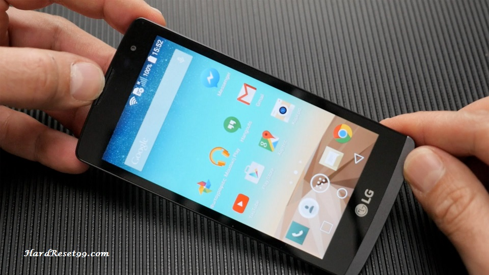 LG Leon 3G Hard reset, Factory Reset and Password Recovery