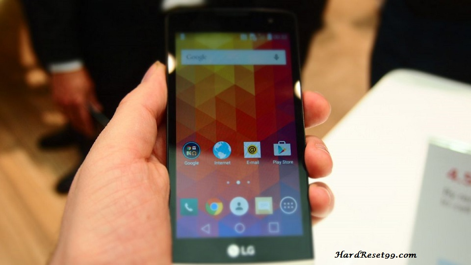 LG Leon Hard reset, Factory Reset and Password Recovery