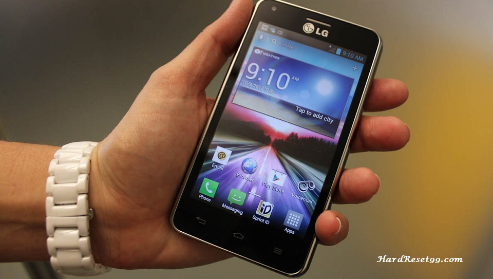 LG Mach Hard reset, Factory Reset and Password Recovery