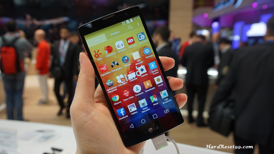 LG Magna Hard reset, Factory Reset and Password Recovery