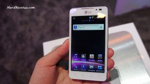 LG Optimus 3D Max Hard reset, Factory Reset and Password Recovery