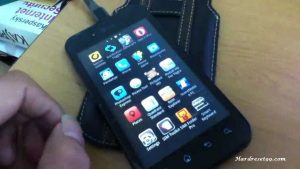 LG Optimus Black Hard reset, Factory Reset and Password Recovery