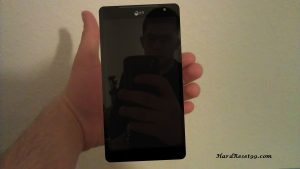 LG Optimus EX Hard reset, Factory Reset and Password Recovery