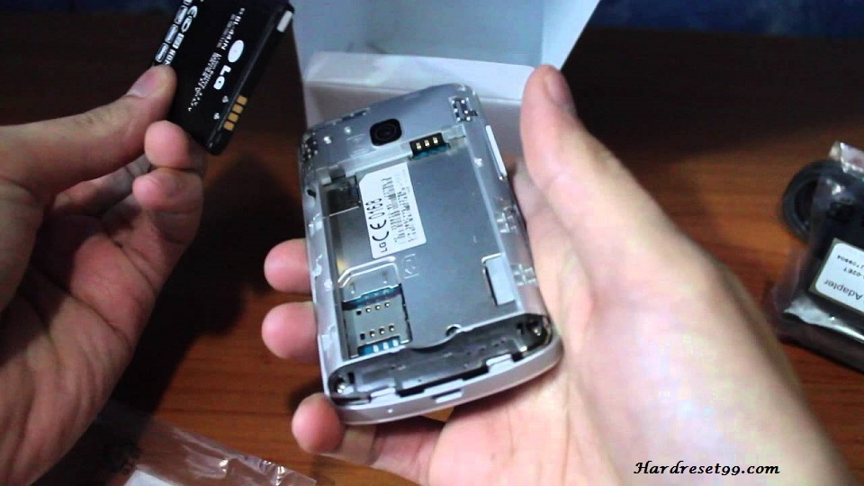 LG Optimus L1 II Tri Hard reset, Factory Reset and Password Recovery