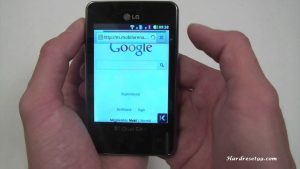 LG Optimus L3 E405 Hard reset, Factory Reset and Password Recovery