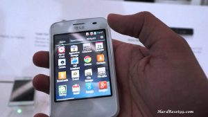 LG Optimus L3 II Dual Hard reset, Factory Reset and Password Recovery