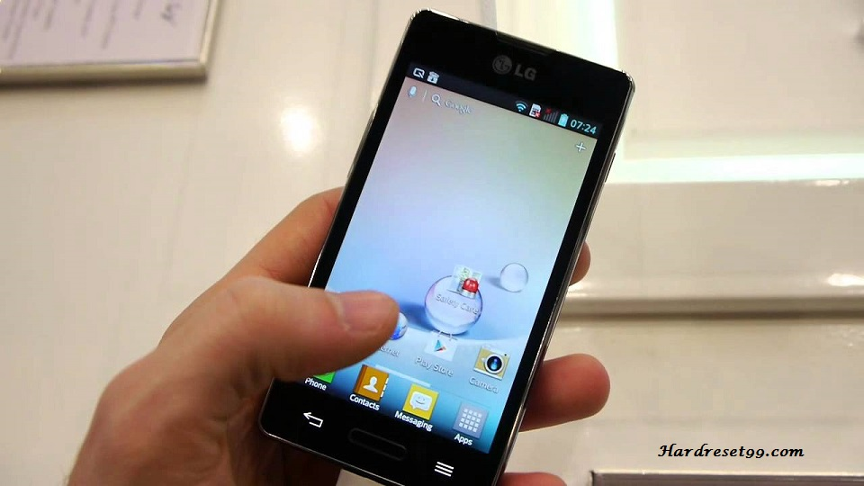 LG Optimus L5 II Hard reset, Factory Reset and Password Recovery