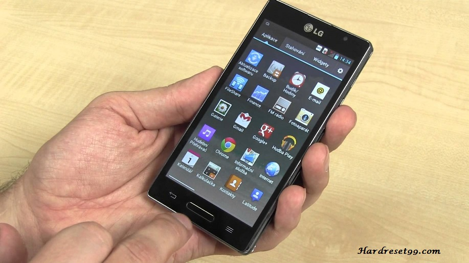 LG Optimus L9 Hard reset, Factory Reset and Password Recovery