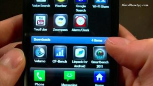 LG Optimus LTE Hard reset, Factory Reset and Password Recovery
