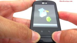 LG Optimus Me Hard reset, Factory Reset and Password Recovery