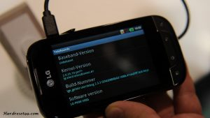 LG Optimus Net Hard reset, Factory Reset and Password Recovery