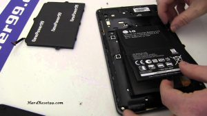 LG Optimus Pad Hard reset, Factory Reset and Password Recovery