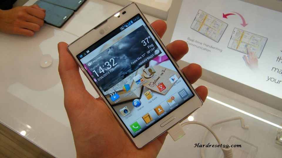 LG Optimus Vu II Hard reset, Factory Reset and Password Recovery