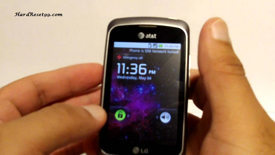 LG Thrive Hard reset, Factory Reset and Password Recovery