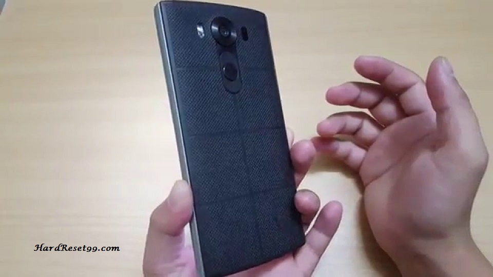 LG V10 H960 Hard reset, Factory Reset and Password Recovery