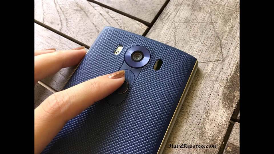 LG V10 H962 Hard reset, Factory Reset and Password Recovery