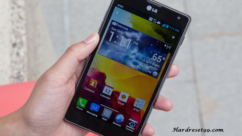 LG VS410 Optimus Zone Hard reset, Factory Reset and Password Recovery