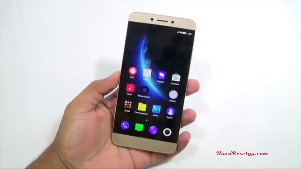 LeEco Le 1S Hard reset, Factory Reset and Password Recovery