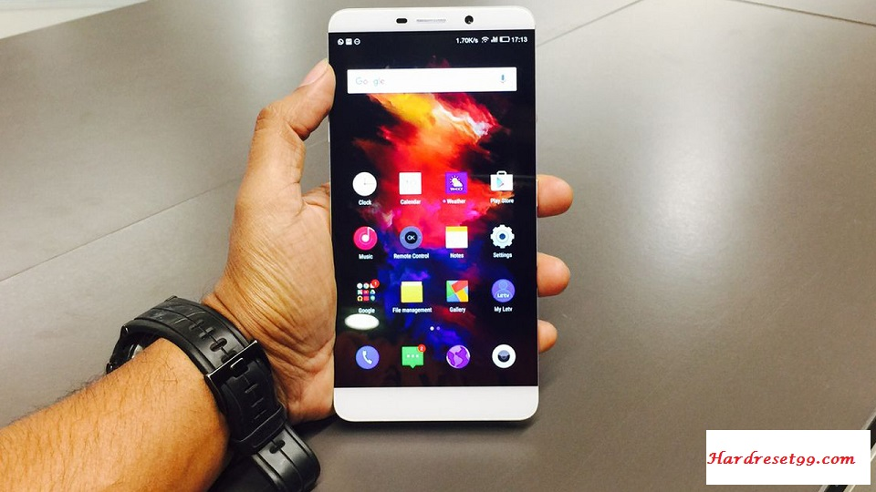 LeEco Le Max 2 Hard reset, Factory Reset and Password Recovery