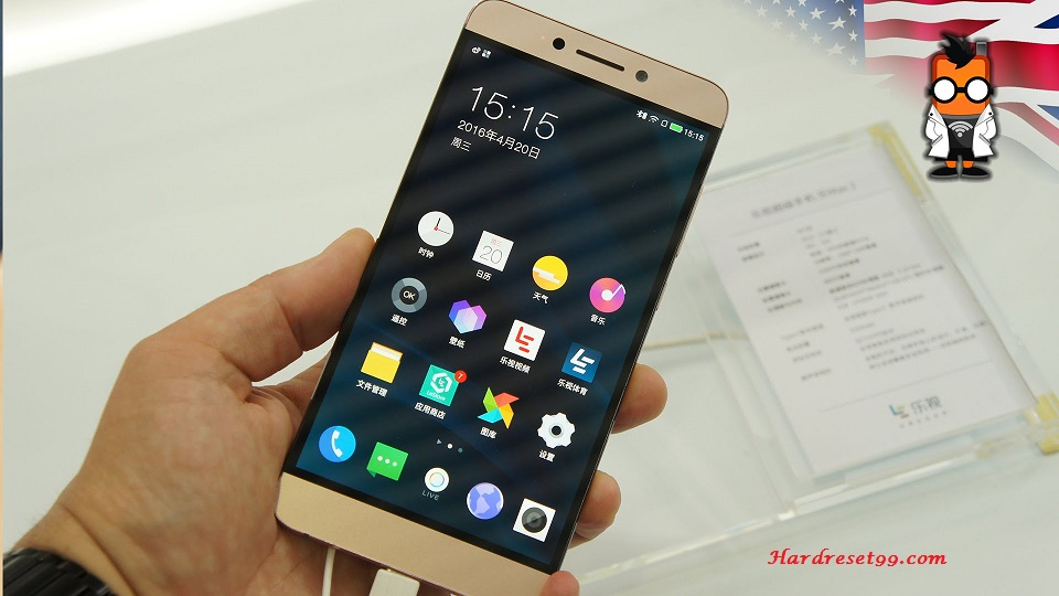 LeEco Le Max Hard reset, Factory Reset and Password Recovery