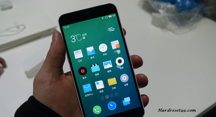 Meizu M1 Hard reset, Factory Reset and Password Recovery