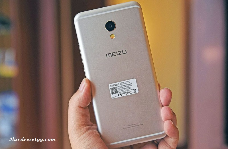 Meizu MX6 Hard reset, Factory Reset and Password Recovery