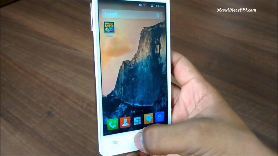 Micromax A190 Hard reset, Factory Reset and Password Recovery