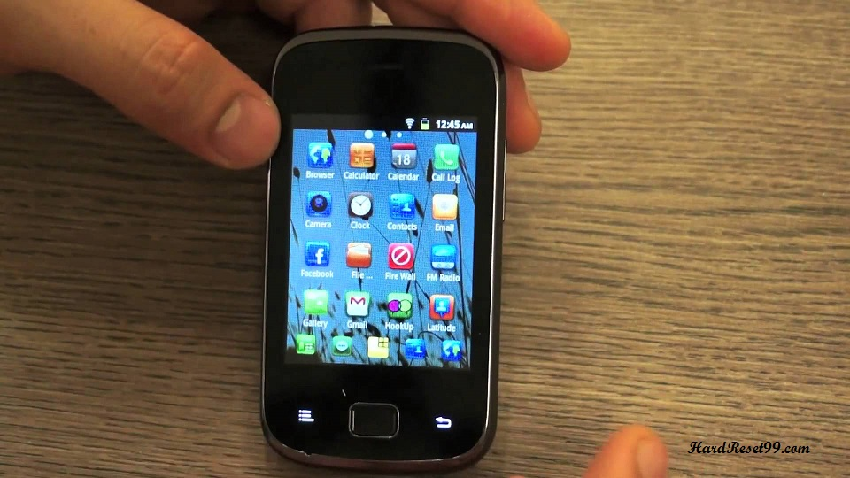 Micromax A25 Hard reset, Factory Reset and Password Recovery